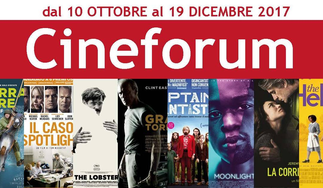 Cineforum Autunnale 2017