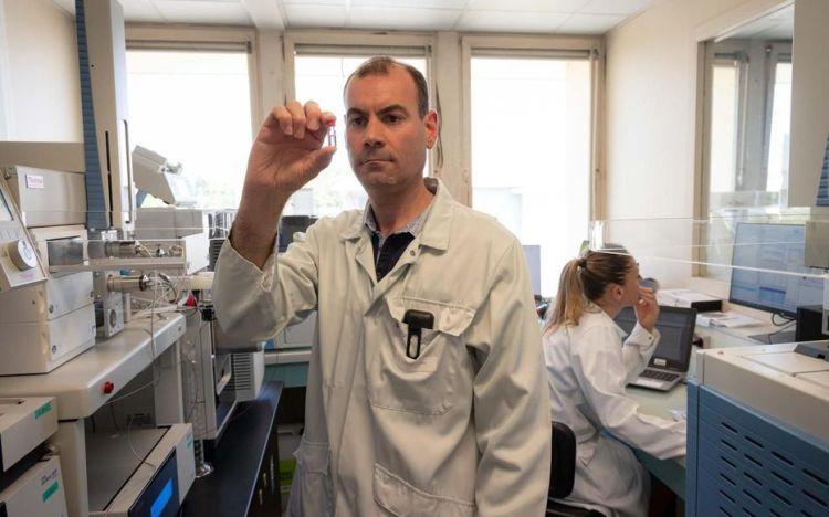 Le test proposé par le laboratoire d'analyses de la Charente détecte notamment le glyphosate.