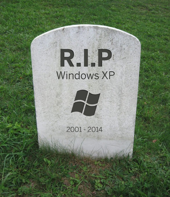 Windows XP RIP