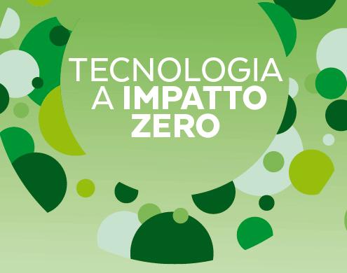 Tecnologia a impatto zero