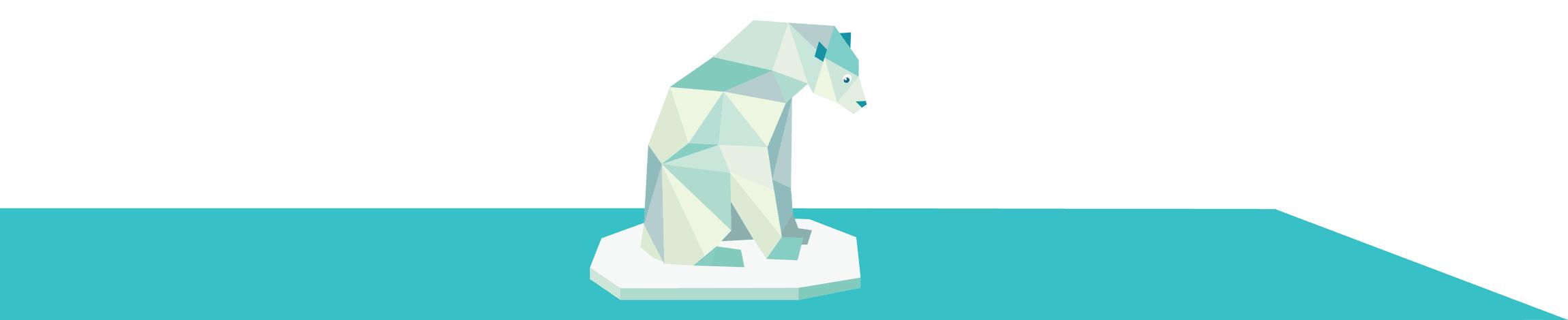 Cambiamenti climatici - orso polare