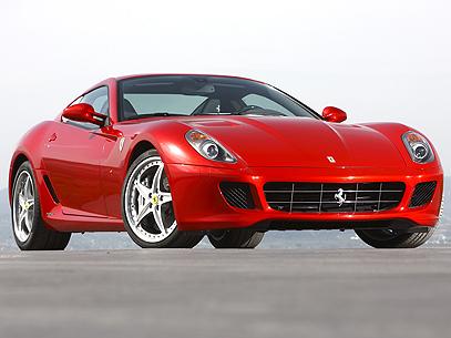 Ferrari F599 GTB Fiorano - divulgação
