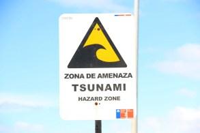 Alerta para tsunami!