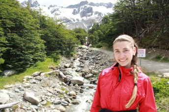 Trilha para o Glaciar Le Martial, Ushuaia