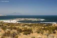 A pequena península de Totoralillo