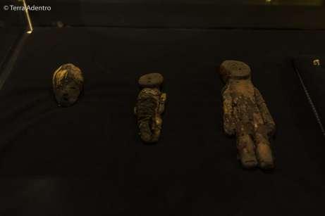 Múmias de crianças