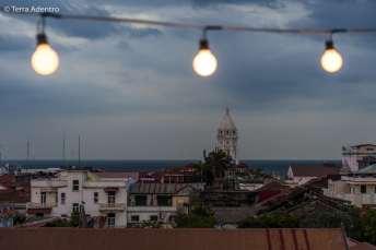 As construções do Casco Viejo foram reerguidas após um massacrante ataque pirata em 1671.