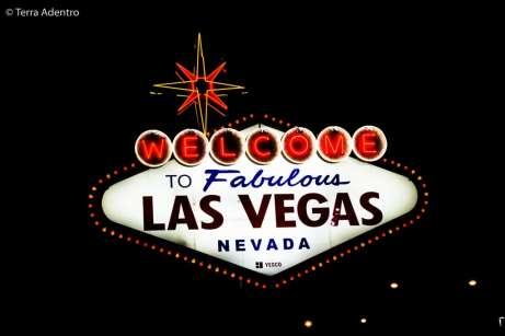 Bem-vindos à Fabulosa Las Vegas