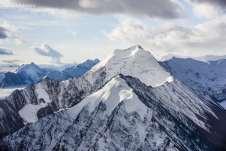 Inclusive a montanha mais alta do Canadá, o Monte Logan