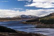 Paisagens incríveis das Highlands