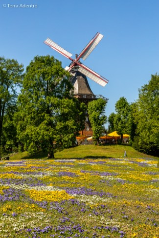 Primavera em Bremen
