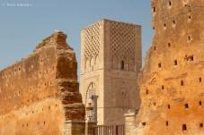 Torre Hassan.