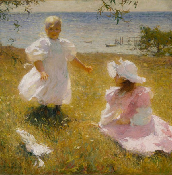 Frank Weston Benson Paintings