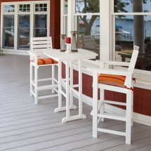 Bar Height Bistro Sets Outdoor