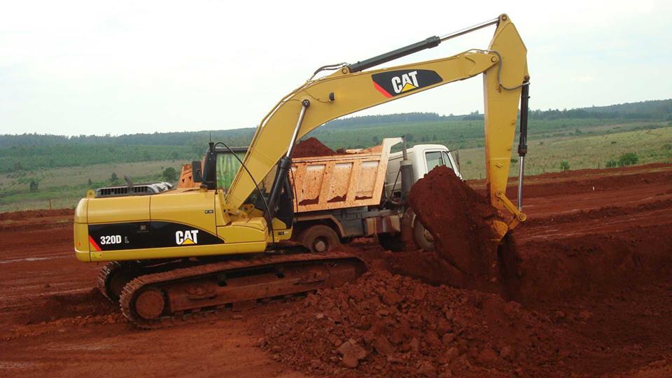 Escavação na terraplenagem: Entenda melhor essa técnica