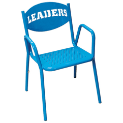 Personalized Camping Chairs Drexel Heritage Dining Stackable Perforated Chair Terracast Productsterracast