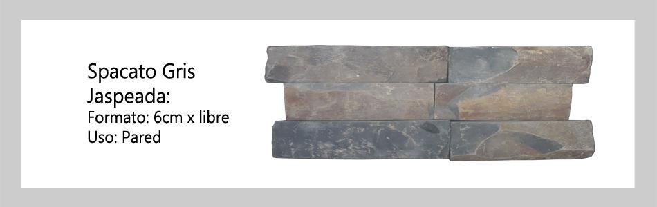 Spacato 6xlibre gris jaspeada linformacion tecnica