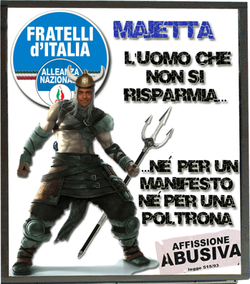 Il Vikingo Pasquale Maietta