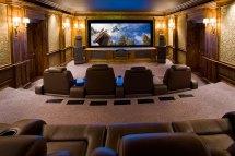 Custom Home Theater Design