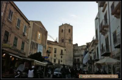Palermo | Torre di San Nicolò all'Albergheria
