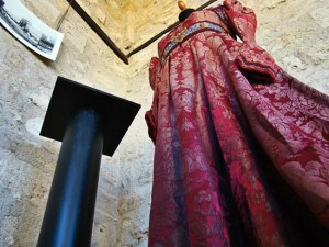 Mostra abiti arabo normanni