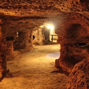Catacombe di porta Dossuna