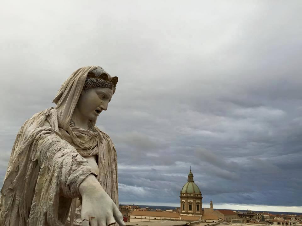 Palermo - torre di San Nicolò - Foto di Frances Kino