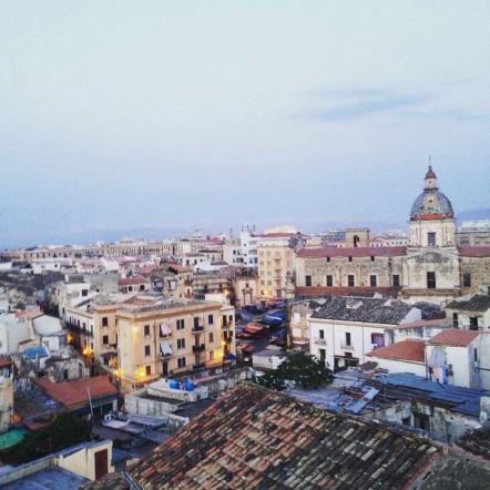 Palermo - torre di San Nicolò - Foto di Giorgia Poppy Teresi 2