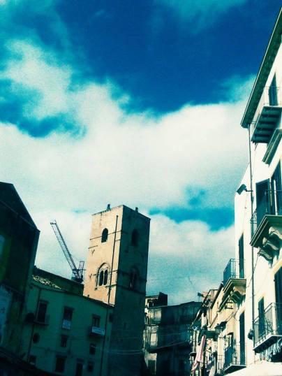 Palermo - torre di San Nicolò - Foto di Rosalia Ceruso