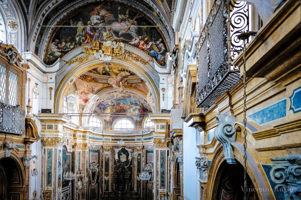 Chiesa di Santa Chiara - Ballarò - Palermo