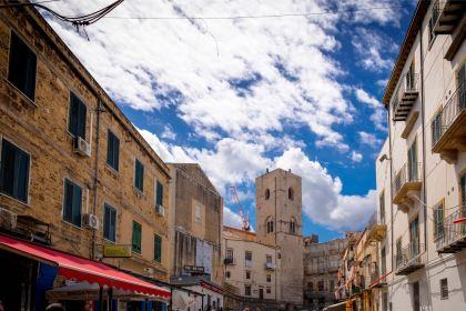 Torre medievale di San Nicolò - Palermo