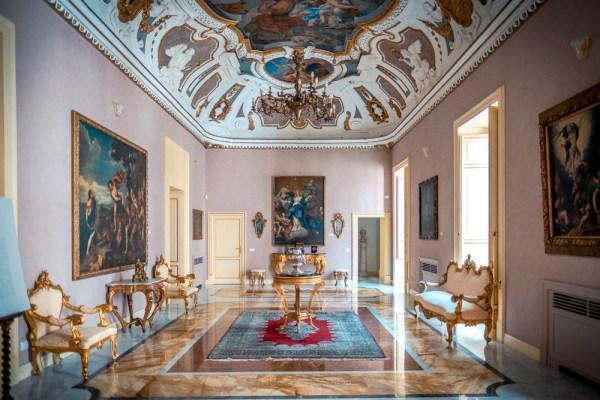 Visite serali Palazzo Drago - Palermo