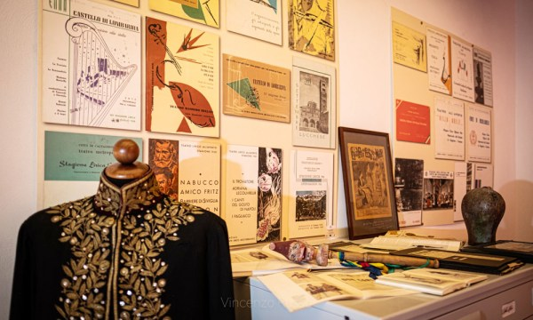 museo del costume teatrale palazzo chiazzese sartoria pipi - foto vincenzo russo terradamare palermo