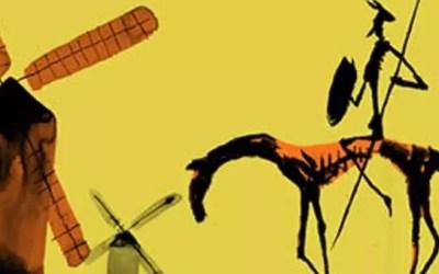 Per la Terra dei Teatri: Le avventure Don Quixote de la Mancha