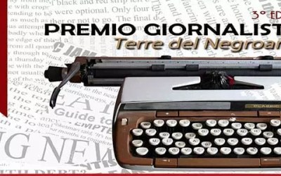 Terza edizione del Premio Giornalistico Terre del Negroamaro