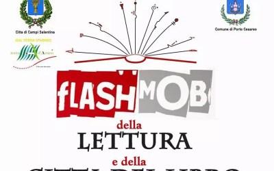 Un Flash Mob per la lettura