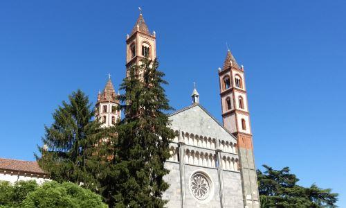 abbazia di sant'andrea di vercelli