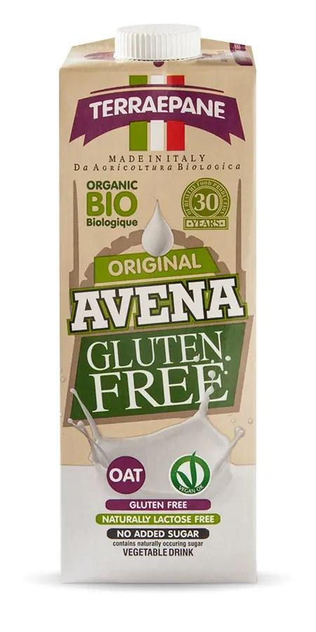 Bevanda di Avena Gluten-free 1l.