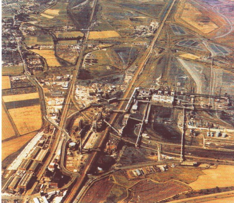 The Dearne Valley Landscape in the 1980's