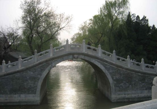 Jade-Belt-Bridge at the Summer-Palace