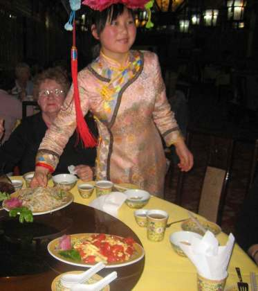 Discover Beijing-A Traditional meal at a traditional Chinese Restaurant