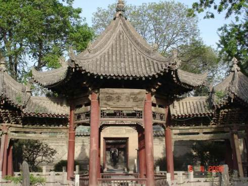 Islamic Mosque|Great Mosque of Xian City-PhoenixPavilion