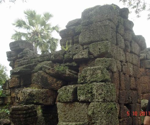 Ta Prohm Temple, Takeo