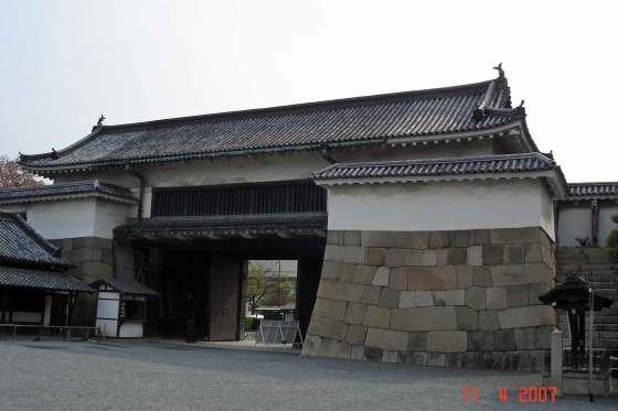 Nijo-Castle-Gate