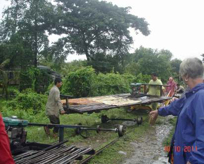 Disassembling the Bamboo Train (Norry)