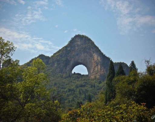 View of Moon Hill - Photo courtesy of Frodosleveland 2011