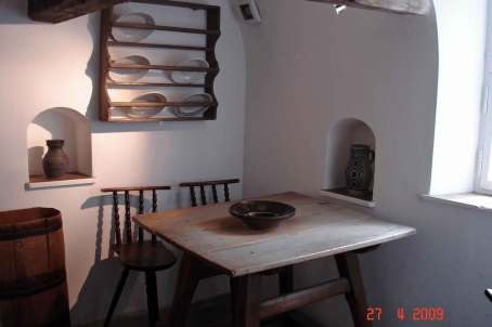 Augsburg - Fuggerei village  - Museum