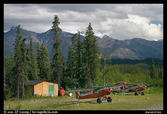 PicturePhoto Bush Planes At The End Of Nabesna Road