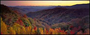 Fall Smoky Mountains Wallpaper Great Smoky Mountains National Park Panoramic Pictures