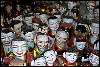 Water puppets. Hanoi, Vietnam